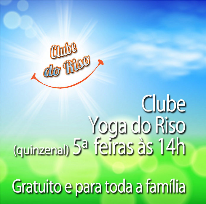 Clube Yoga do Riso online