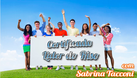 Curso Internacional Certificado Líderes Yoga do Riso